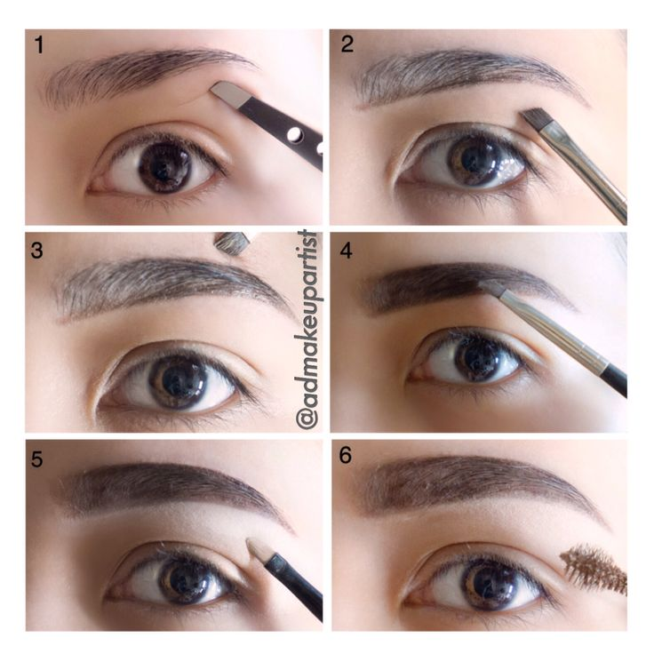 Daily Eyebrow Tutorial