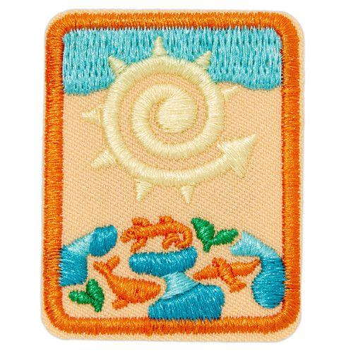 Senior Eco Explorer Badge   Badge & Sash Shop   Girl scout