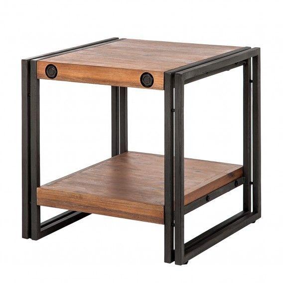 Table D Appoint Manchester Achetez Vos Meubles En Ligne Sur Home24 Une Grande Selection De Produits Livr Table Basse Design Italien Meuble Meuble Table Basse