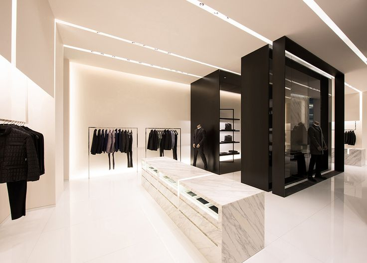 SPAN Architects outfit Calvin Klein's Shenyang boutique