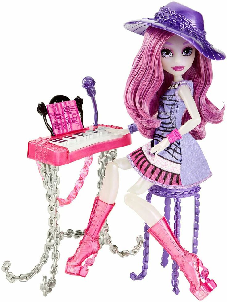 Monster High Music Class - Ari Hauntington
