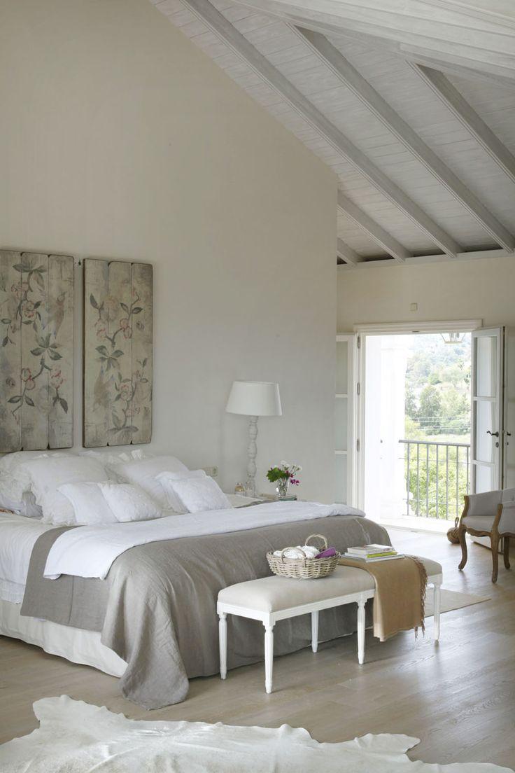 Las 25 mejores ideas sobre habitaciones estilo rom ntico - Dormitorio estilo romantico ...