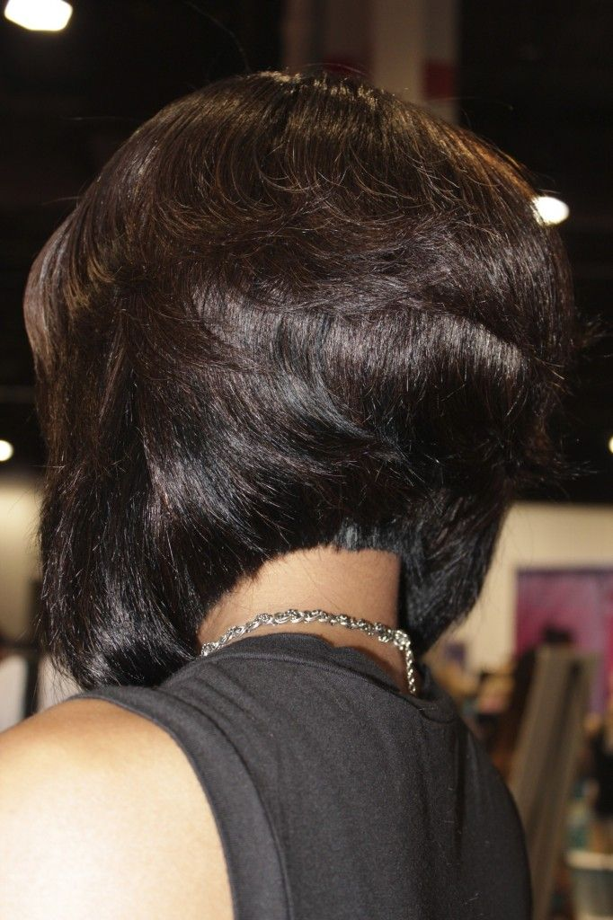 Bob Hairstyle for Black Hair | thirstyroots.com: Black Hairstyles and ...
