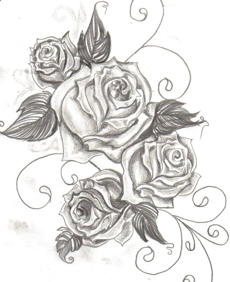 44 Awesome Hip Rose Tattoos: 44 Best Hip Tattoos Images On Pinterest