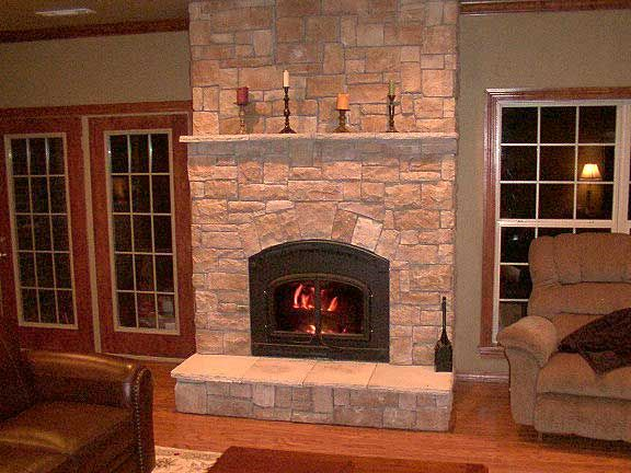 Image Result For Fireplace Refacing Contractors Near Me