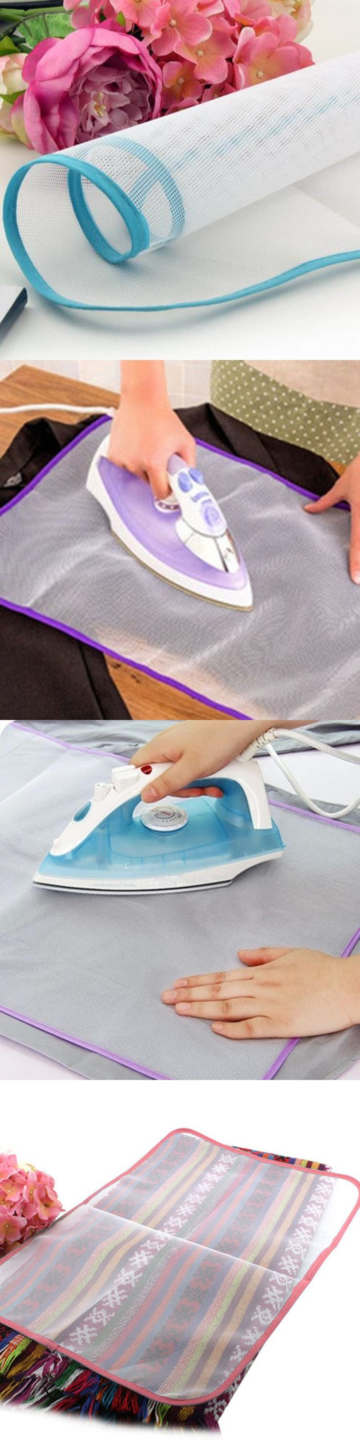 Japanese High Temperature Ironing Cloth Ironing Pad Protective Insulation Anti-scald Household Ironing Application Cloth