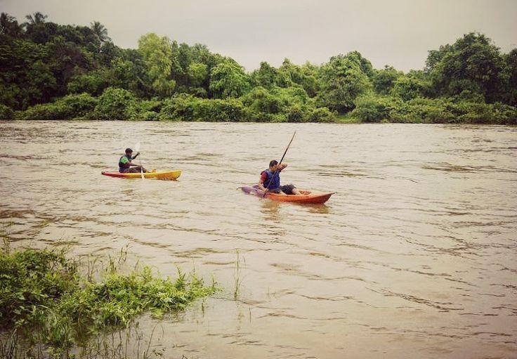 Team Bonding - Kayaking