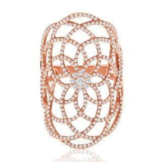 One of the most amazing pieces - what better combination - Diamonds and Rose Gold