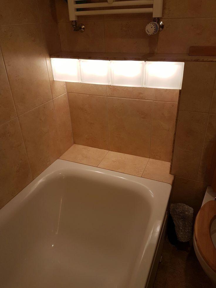 Bathtub lamp, safe magnetic switch, home design&made