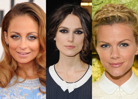 Six Celebrity-Approved Ways to Wear Blue Eyeshadow - beautyandhairhaven.com