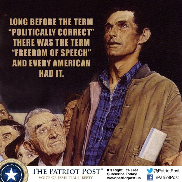 Humor: Before Political Correctness — The Patriot Post