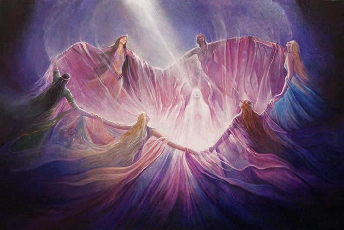 Healing Protection Angels
