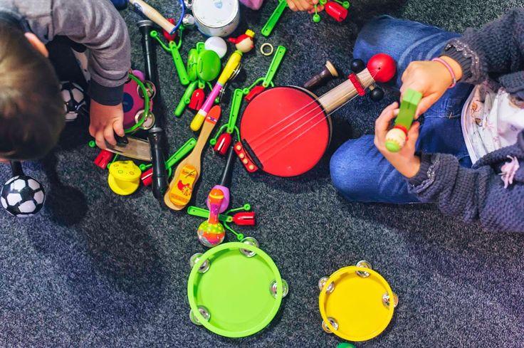 FamiLoveDrum: W co bawić się z dzieckiem w domu? Domowa edukacja muzyczna cz. 1