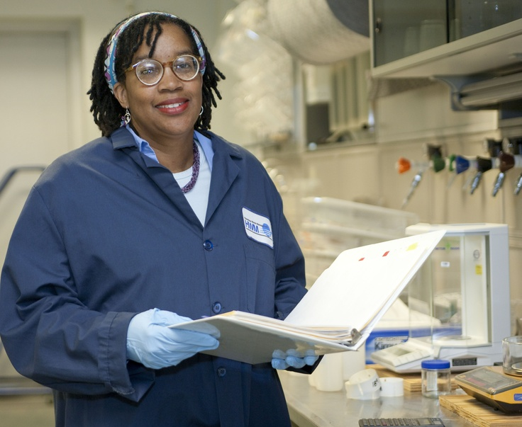 Dianne Gates-Anderson is an environmental engineer at the - environmental engineer job description