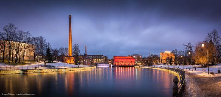 Tampere, Suomi (Finland). #Suomi #Finland #VisitTampere - Jason Tiilikainen (@J_Tiilikainen) | Twitter