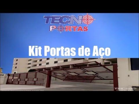 #KitPortasAço #KitPortasAçoSP #KitPortasAçoSãoPaulo