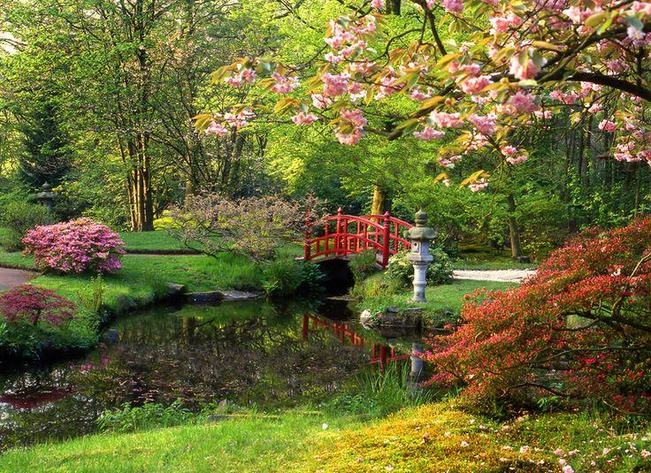 Voorbeeldtuinen - Teun's Tuinposters
