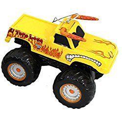 Christmas Truck Ornament El Toro Loco Monster Truck
