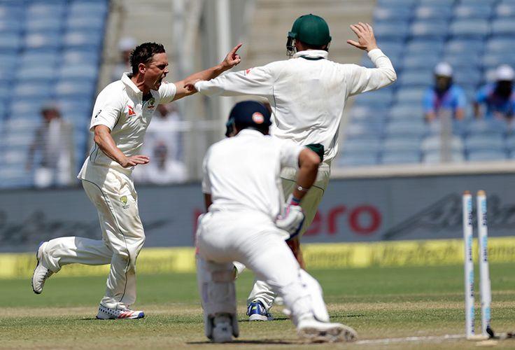 Ashley Mallett: How a spinner can break the rhythm of the batsman   Cricket   ESPN Cricinfo