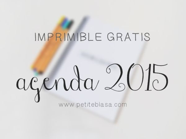 Freebies: Agenda 2015