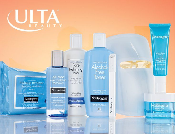 Talk about a stacked lineup. Neutrogena skincare is full of timeless favorites plus newcomers that are instant hits. Build a routine with makeup remover, alcohol-free toners, hydro boost gels and innovative light therapy to target concerns like acne.