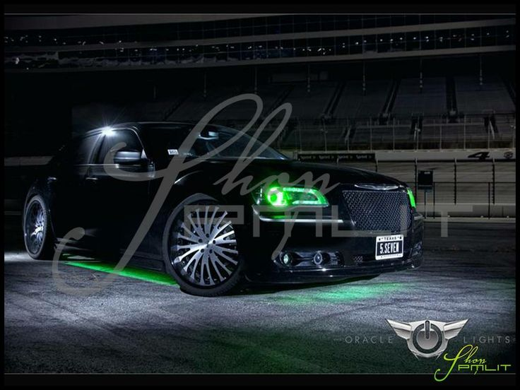 ShopPMLIT presents Chrysler 300 ORACLE Lighting HALO-Ring Lights Accessories #custom #HALO # & 48 best Oracle Lighting Halo Lights images on Pinterest   Sports ... azcodes.com