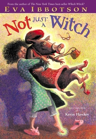 [Book] Not Just A Witch by Eva Ibbotson