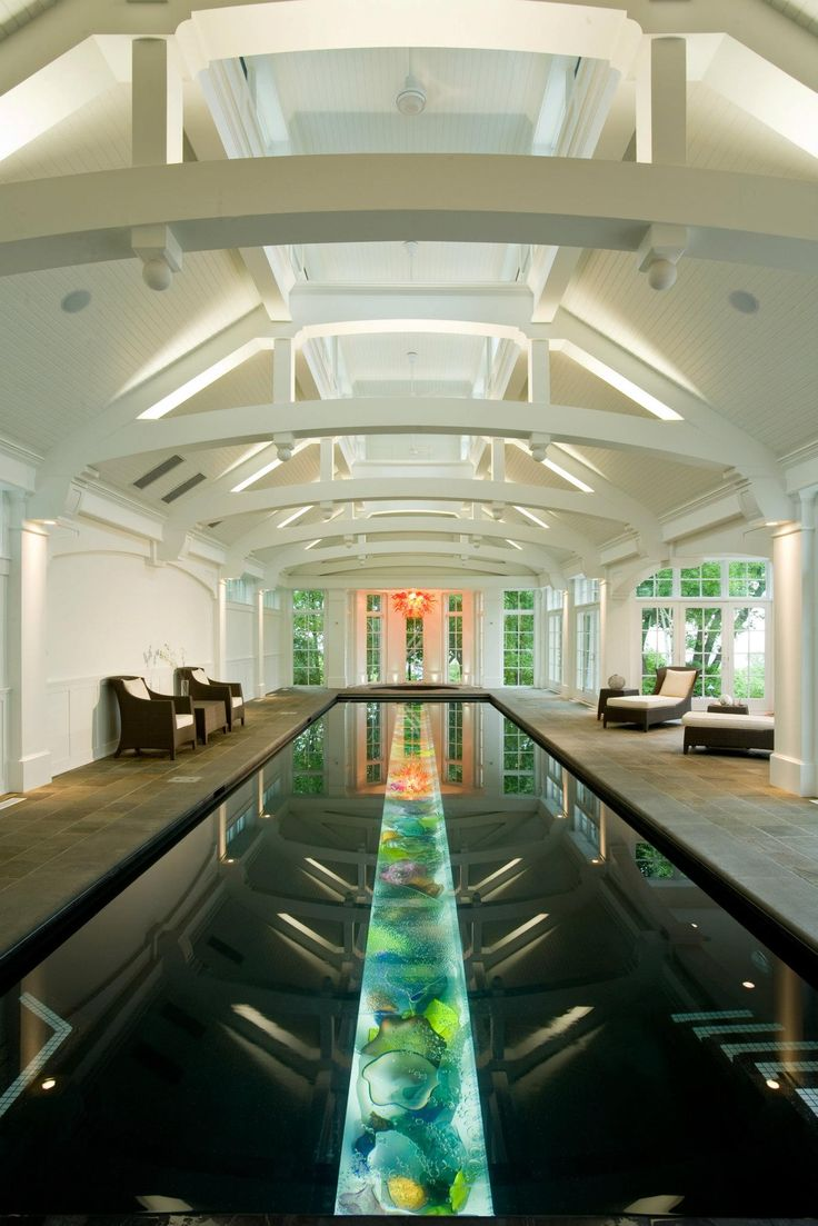 Cool Indoor Pools With Fish 171 best dream house [indoor swimming pool] images on pinterest