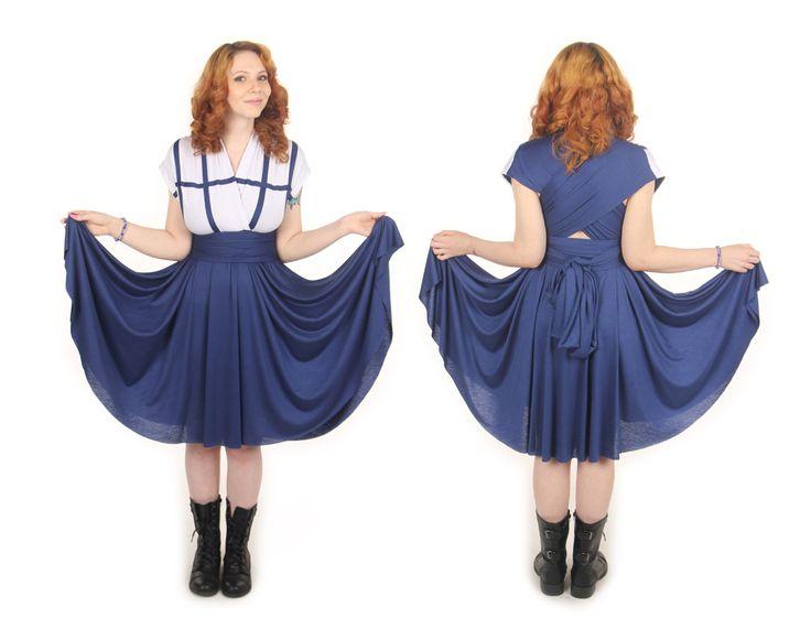 TARDIS Convertible Dress