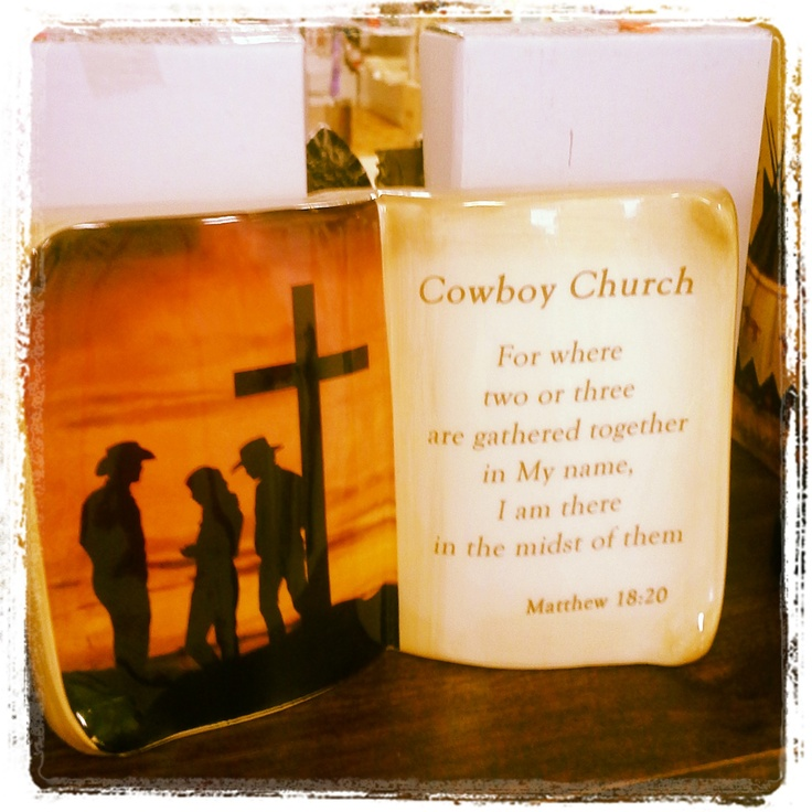 Cowboy Church Country Western Church Quotes Bible