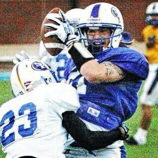 Wide receiver Layton Dworaczyk Southeastern Oklahoma State Football
