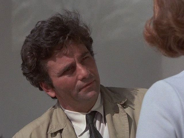 Columbo, Lovely But Lethal Season 3 Episode 1, Episode aired 23 September 1973, Peter Falk,