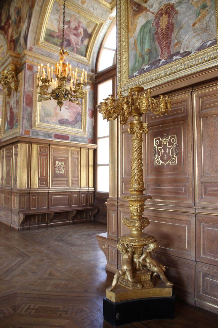 Amazing interior at Fontainebleau