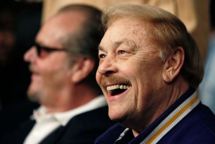 """""""One of the biggest reasons I bought the Lakers was to beat the Celtics.""""  Jerry Buss  1933-2013"""