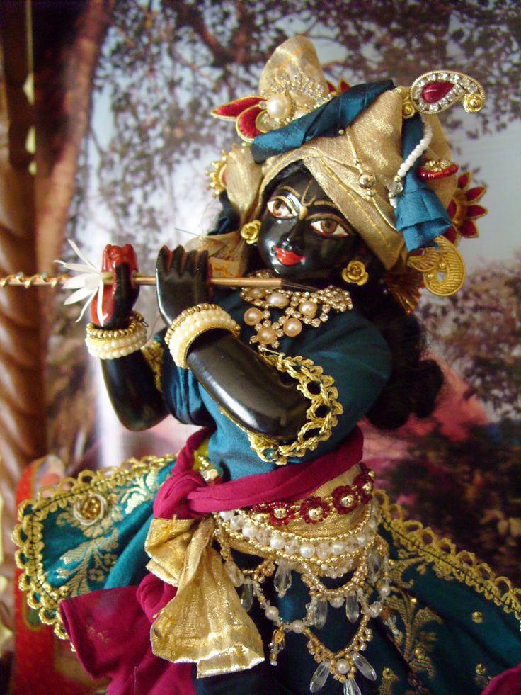Bhakti Lata, Alachua, USA: Radha Madan Mohan, January 23rd