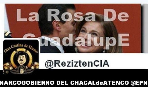 @ARISTOTELESSD#PitukaYpetaca #ChairoDelCISEN @LuzMariaChavez1 #PeñaBOTS @EPN #PRIANarcoZ VS @lopezobrador_