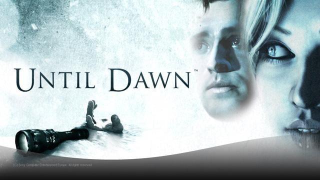#UntilDawn game trailer