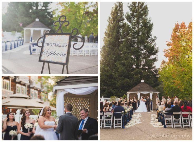 Beautiful Fall Wedding At Lake Natoma Inn In Folsom Ca
