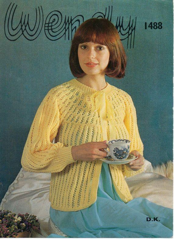 Best 100 Bed Jackets Images On Pinterest Vintage Lingerie