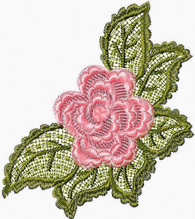 Resultado de imagen para free floral embroidery design download