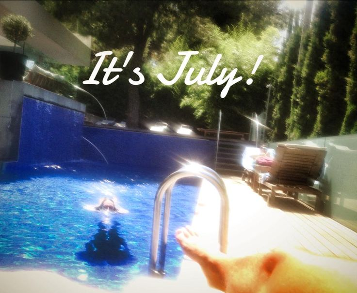 Welcome July by our guest @Spiros Tsalavoutas Thank you!