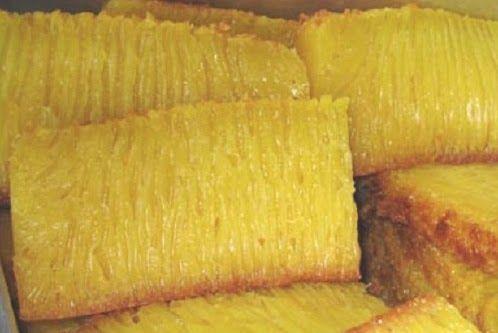 Bika Ambon is een cake met de textuur van een honingraat. De cake wordt gemaakt van tapiocameel, gist, kokosmelk en Indonesische kruiden....