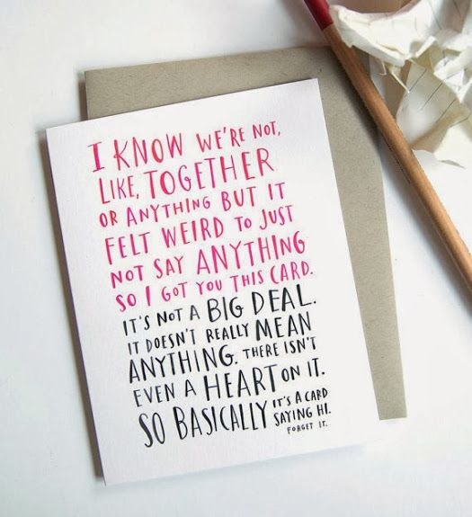 204 best images about Valentines Day – Valentines Card Saying