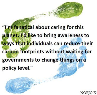 Change! Embrace the carbon footprint label.