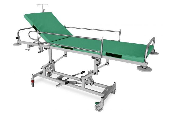 Wózek do przewozu chorych JWZ 01