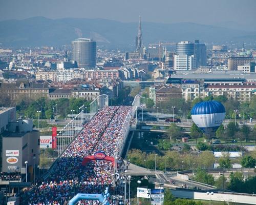 Vienna City Marathon, here I come!