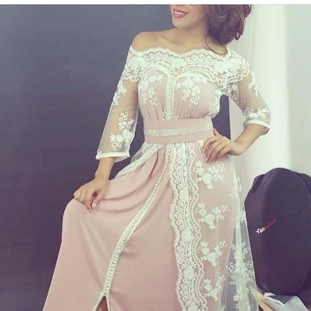 Moroccan outfit for wedding
