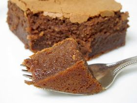 Chocolate Mochi Cake (Gluten-Free!)