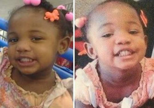 Psychic group tips on missing toddler Myra Lewis lead nowhere