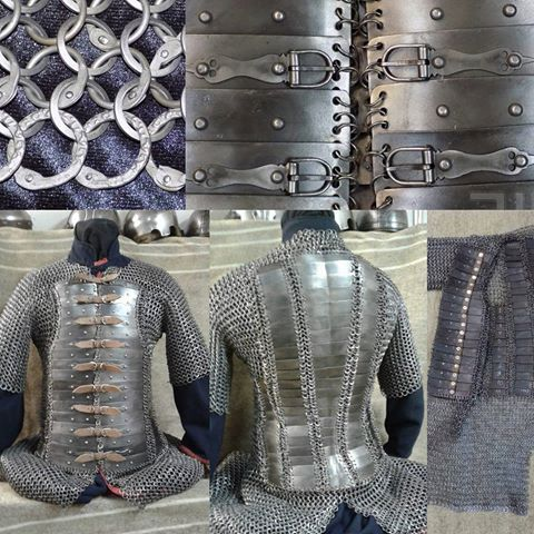 Either Ottoman or Russian armour